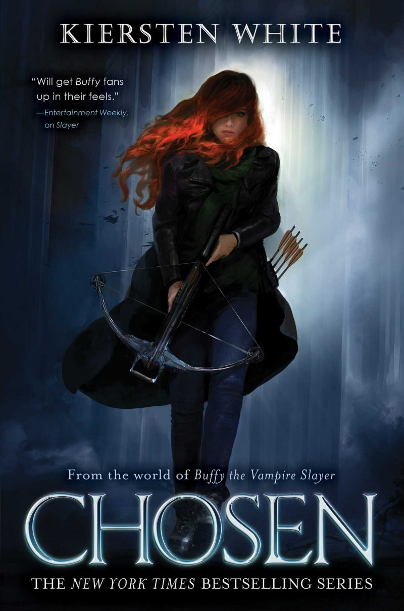 Chosen book cover