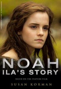 "This is the book cover for ""Ila's Story"", which was reviewed."