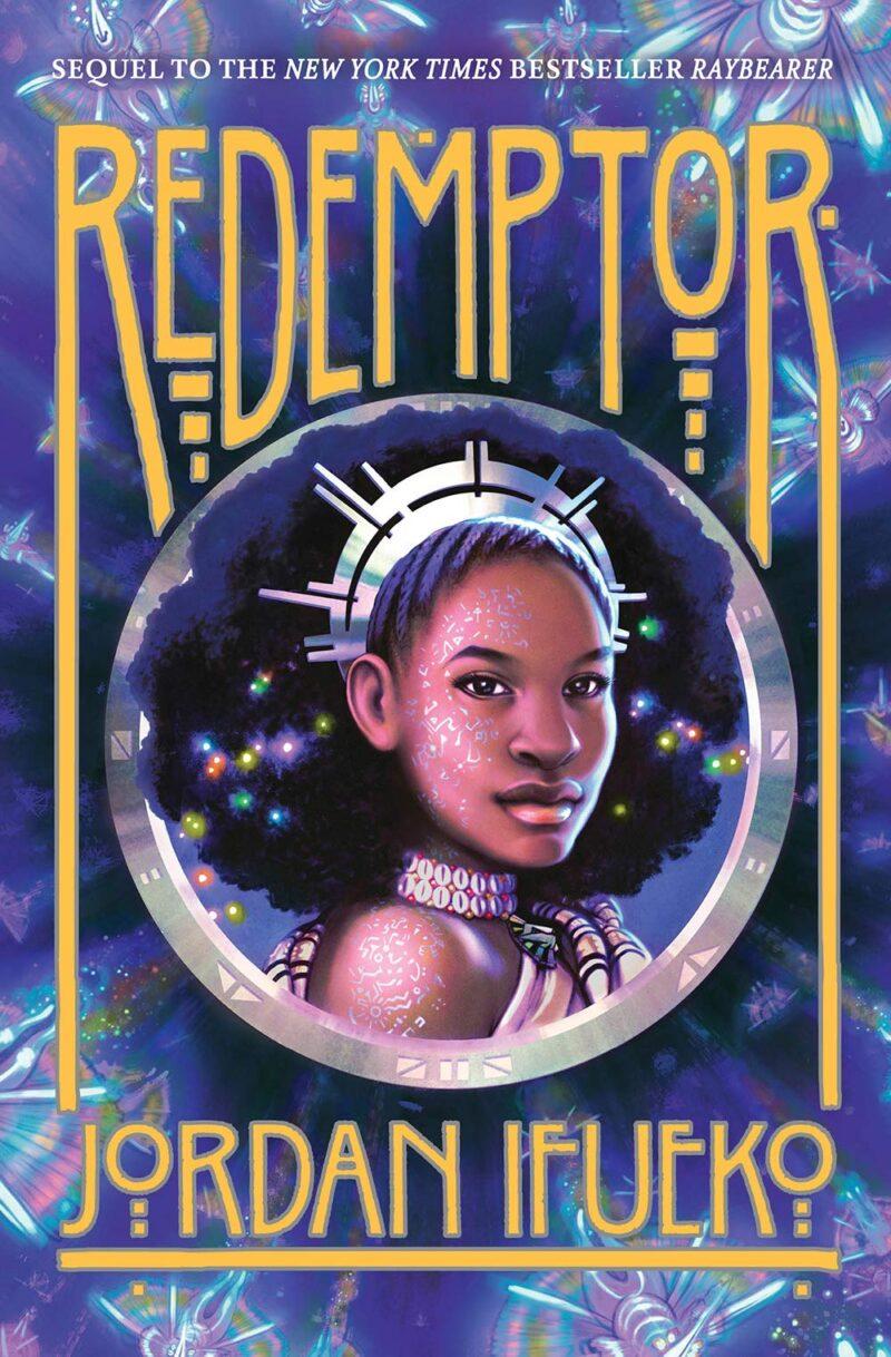 Book cover of 'Redemptor' written by Jordan Ifueko